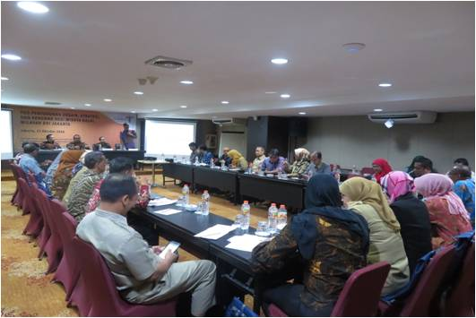 Providing training in conducting assessments, supervision planning, technical assistance for the development of Indonesia Halal Tourism Destinations