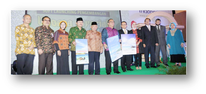 Developing the concept, strategy, and programs to bring Indonesia as the Most Preferred Destination for Muslim Travelers