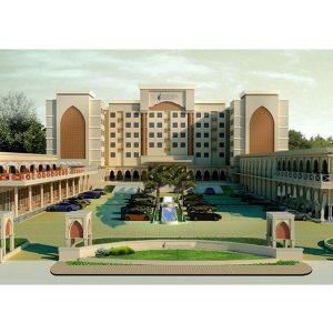 Alhamra Hotel Mataram