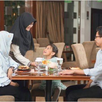 Providing Islamic Table Manner Training